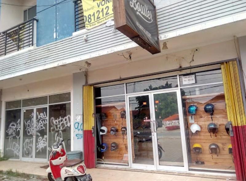 Dijual Ruko Strategis di Pinggir Jalan Griya Cinere