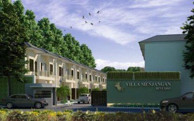 Cluster Villa Menjangan Bintaro