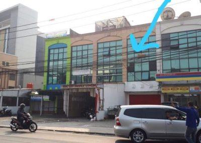 Dijual Ruko Strategis di Pinggir Jalan Veteran Raya, Bintaro