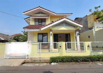 Turun Harga, Rumah Siap Huni di Rancho Indah, Jakarta Selatan