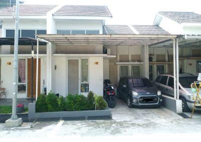 Jual Rumah Dalam Cluster di Edelweis Residence, Pondok Aren