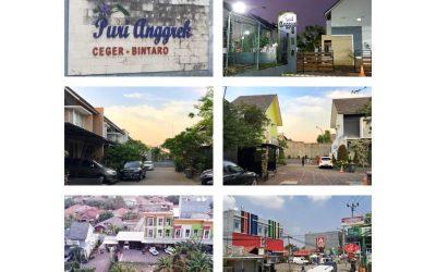 Dijual Kavling Murah dan Strategis di Ceger Bintaro