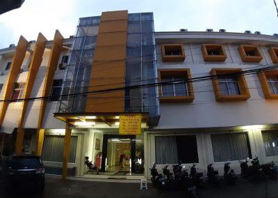 Dijual Gedung Hotel Bimo, Strategis di Ks Tubun, Jakarta Barat