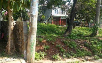 Dijual Tanah Kavling Luas, Murah dan Strategis Dekat Puri Bintaro